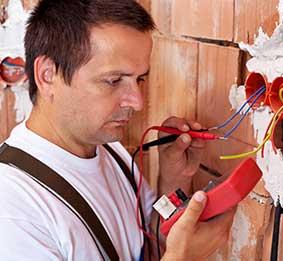 Elektricien groepenkast installatie